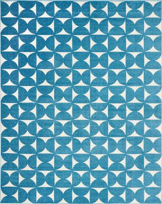Nourison Harper DS301 Blue/Navy
