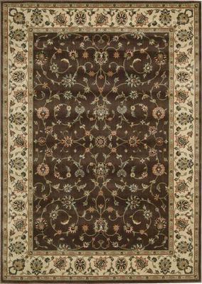 Nourison Persian Arts BD04 Brown Rectangle 4X6