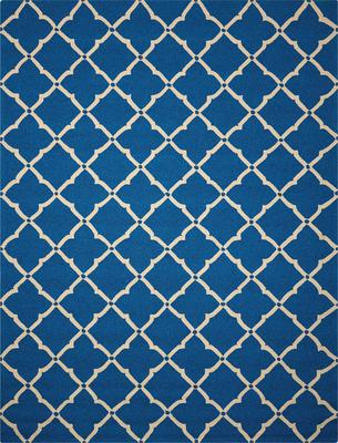 Nourison Portico POR01 Blue/Navy