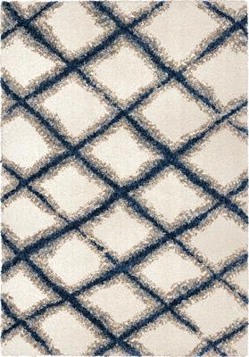 Orian Cotton Tail Line Trellis