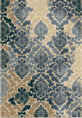 Orian Four Seasons All Over Damask