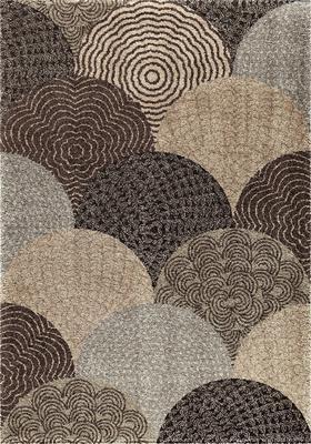 Orian Wild Weave Oystershell
