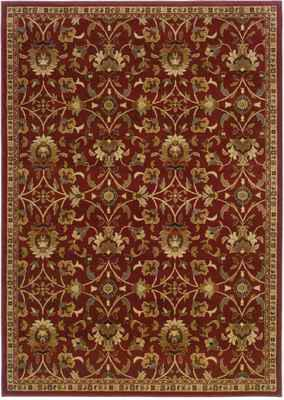 Oriental Weavers Amelia 2331R Red/Burgundy