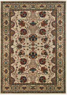 Oriental Weavers Ariana 431O3 White/Ivory