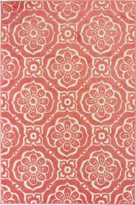 Oriental Weavers Barbados 539O4 Red/Burgundy