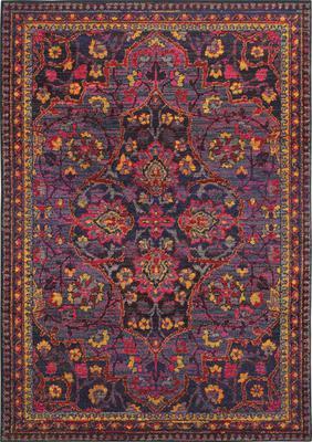 Oriental Weavers Bohemian 2268M Pink/Purple
