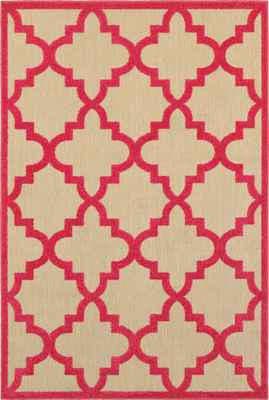 Oriental Weavers Cayman 660P9 Pink/Purple