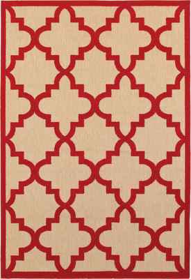 Oriental Weavers Cayman 660R9 Red/Burgundy