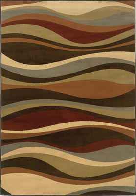 Oriental Weavers Darcy 4442N Brown