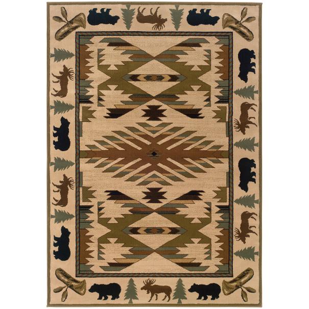 Oriental Weavers Hudson 1072A