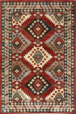 Oriental Weavers Juliette 2R Red/Burgundy