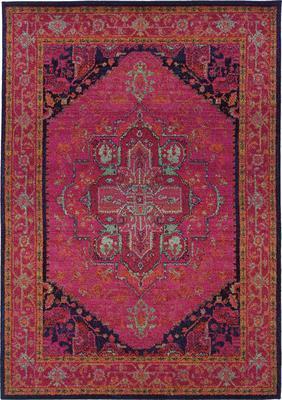 Oriental Weavers Kaleidoscope 1332S Pink/Purple