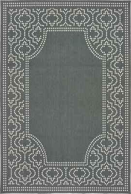 Oriental Weavers Marina 1247X Gray/Silver
