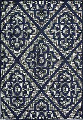 Oriental Weavers Marina 3804B Blue/Navy