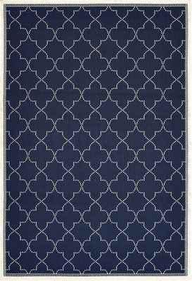 Oriental Weavers Marina 6025P Blue/Navy