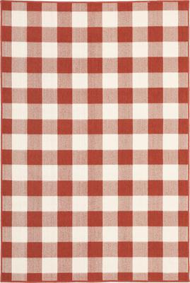 Oriental Weavers Meridian 2598R Red/Burgundy
