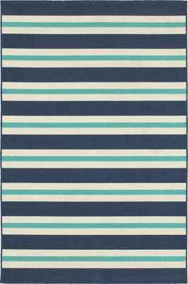 Oriental Weavers Meridian 5701B Blue/Navy
