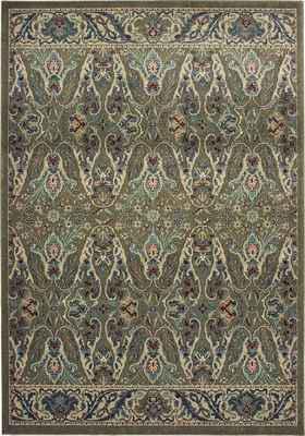 Oriental Weavers Raleigh 655Q5 Green