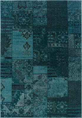 Oriental Weavers Revival 501G2 Blue/Navy