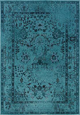 Oriental Weavers Revival 550H2 Blue/Navy