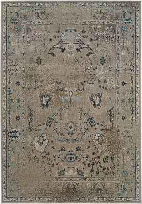 Oriental Weavers Revival 551Q2 Beige/Tan