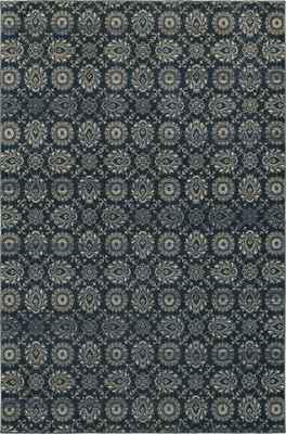 Oriental Weavers Richmond 214H3 Gray/Silver