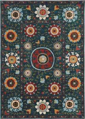 Oriental Weavers Sedona 6408B Green