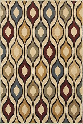 Oriental Weavers Stratton 5880A Beige/Tan