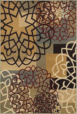 Oriental Weavers Stratton 6021B Beige/Tan